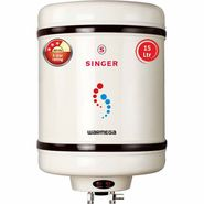 Singer Warmega 2000-Watt Storage Water Heater 15 Litre
