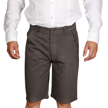 Sparrow Clothings Cotton Cargo Shorts_wjcrsht16 - Bown