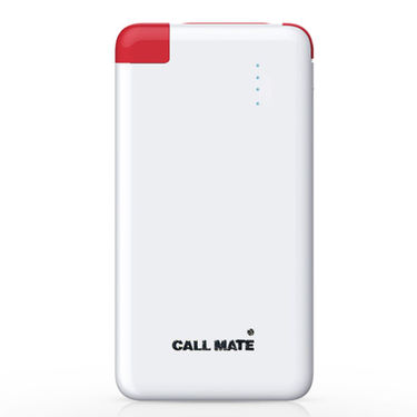 Callmate Power Bank N1 6000 mAh - White