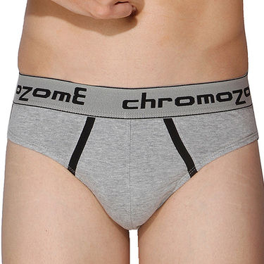 Pack of 3 Chromozome Regular Fit Briefs For Men_10070 - Multicolor