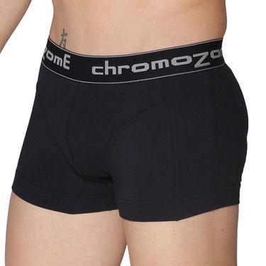 Pack of 3 Chromozome Regular Fit Trunks For Men_10230 - Multicolor