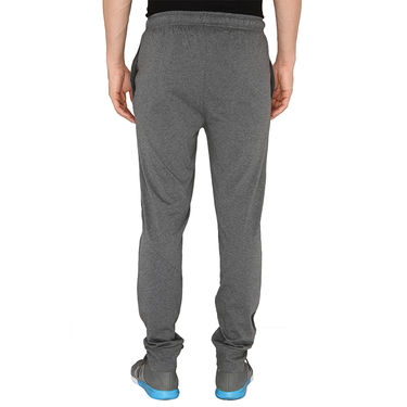 Chromozome Regular Fit Trackpants For Men_10455 - Grey