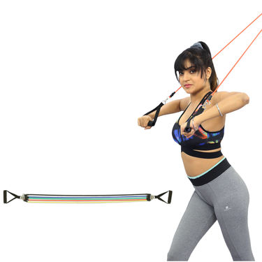 11 Pcs Full Body Home Exercise Band