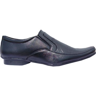 Branded Black Formal Shoes - 1115J