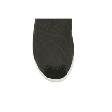 Delize Canvas Casual Shoes 1157-Black