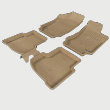 3D Car Mats For Wagon R Car