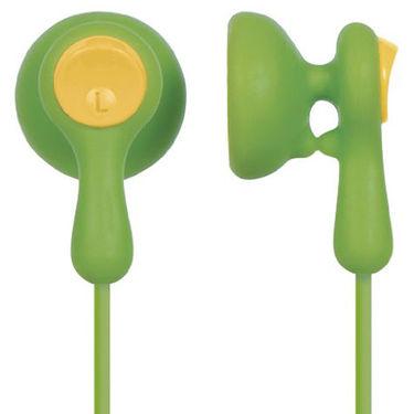 Panasonic RP HV41 In-Ear Canal Headphone (Green)