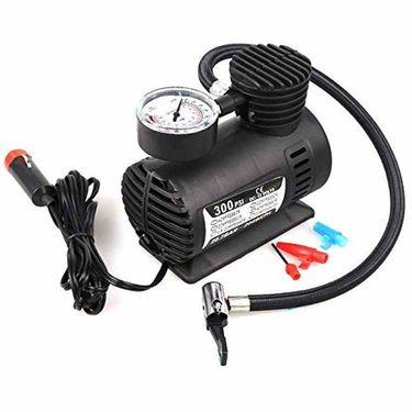 Combo of Multipurpose Toolkit, Air Compressor, Car Jack & Repair Kit, Cleaning Glove & Water Spray Gun