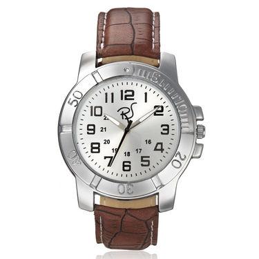 Combo of 2 Rico Sordi Mens Watches For Men_RSD103_WW - Black & White