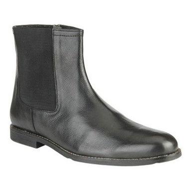 Delize Leather Boots 5070-Black