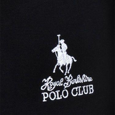 Branded Half Sleeves Plain Cotton T shirt For Men_Pcbt - Black