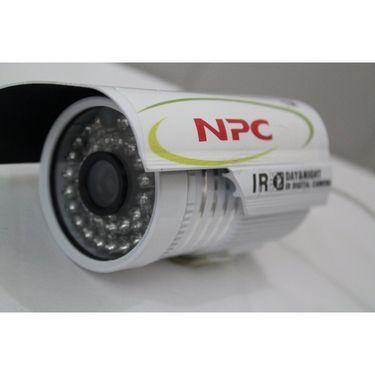 NPC 1000 TVL  NIGHT VISON OUTDOOR WEATHERPROOF  CCTV CAMERA
