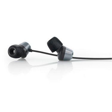 TDK MT300 In-Ear Earphones with Bass Boost Design - Black