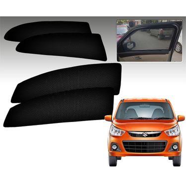 Set of 4 Premium Magnetic Car Sun Shades for AltoK10