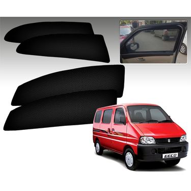 Set of 4 Premium Magnetic Car Sun Shades for Ecco