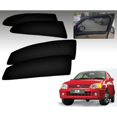 Set of 4 Premium Magnetic Car Sun Shades for ZenOld
