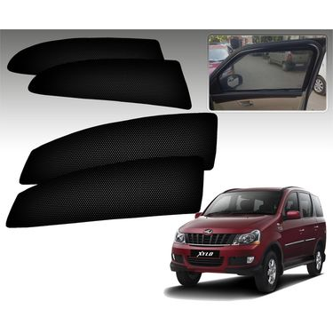 Set of 4 Premium Magnetic Car Sun Shades for MahindraXylo