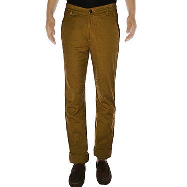 Branded Trouser For Men - Raymond Cotton Fabric_Npcwz2 - Brown