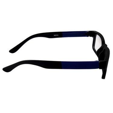 Aoito Plastic Frames Eyeglasses For Men_Water54 - Black