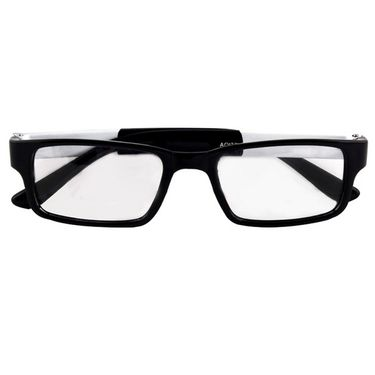 Aoito Plastic Frames Eyeglasses For Men_Water55 - Black