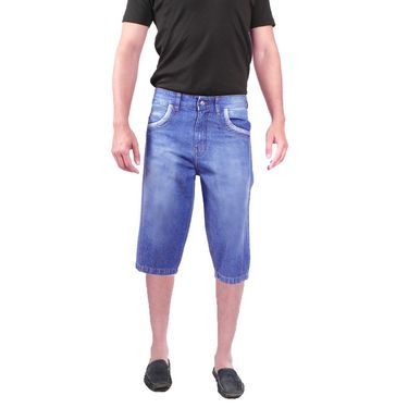 Uber Urban Cotton Shorts_15015dv - Dark Blue