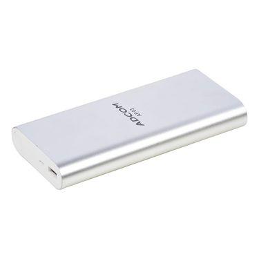 Adcom AP03 20000mAh Power Bank - Silver