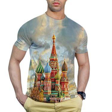 Graphic Printed Tshirt by Effit_Trsb0384