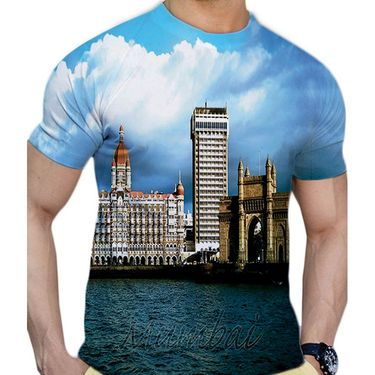 Graphic Printed Tshirt by Effit_Trsb0392