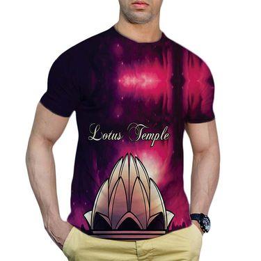 Graphic Printed Tshirt by Effit_Trsb0396
