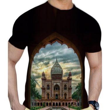 Graphic Printed Tshirt by Effit_Trsb0397