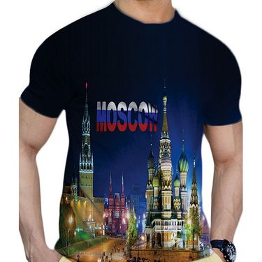 Graphic Printed Tshirt by Effit_Trw0383