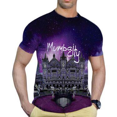Graphic Printed Tshirt by Effit_Trw0391