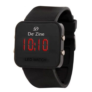 Pack of 3 Dezine Round & Digital Dial Watches_sq104156led