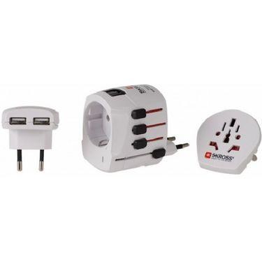 Skross World Adapter Pro Plus USB