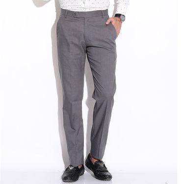 Fizzaro Formal Trouser_Pltrs102 - Grey