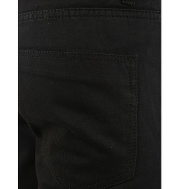 Naughty Walts Stylish Cotton Denim_Npjnwc33 - Black