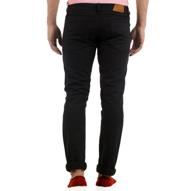 Naughty Walts Stylish Cotton Denim_Npjnwc22 - Black