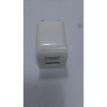 Livguard Travel Charger 1 Amp - White