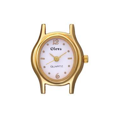 Pack of 4 Oleva Round Dial Analog Watches_81729584 - White