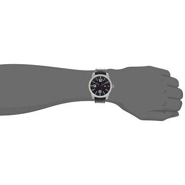 Tommy Hilfiger Round Dial Analog Watch_th1791014j - Black