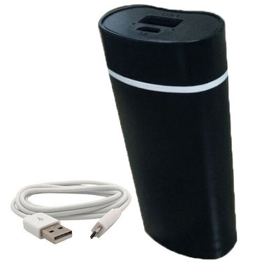 UNIC 6000mAh USB Powerbank Portable Charger for Mobile UN21 - Black