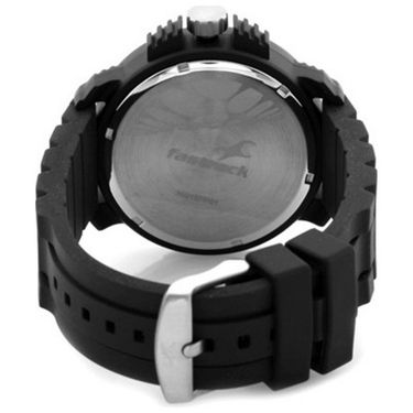 Fastrack Analog Watch_ 38015pl03 - Black