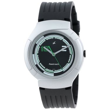 Fastrack Analog Watch_ 748pp03 - Black