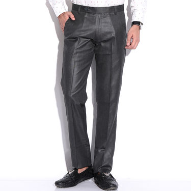 Pack of 2 Fizzaro Cotton Trouser_Ft111101 - Black & Brown
