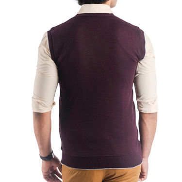 Pack of 5 Sleeveless Sweaters For Men_Srihs02