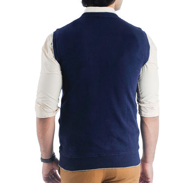 Pack of 4 Sleeveless Sweaters For Men_Srihs04