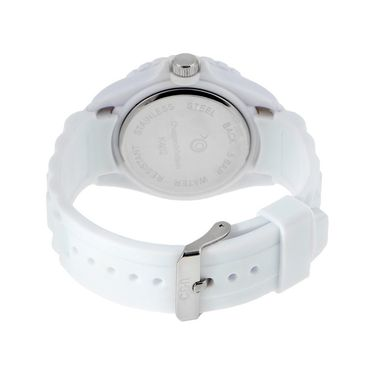 Chappin & Nellson Analog Round Dial Watch For Women_Cnp9w28 - White