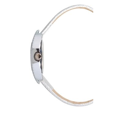 Exotica Fashions Analog Oval Dial Watch For Women_Efl8w76 - White