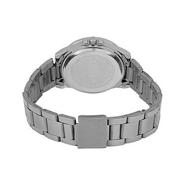 Exotica Fashions Analog Round Dial Watch For Women_Efl95w14 - White