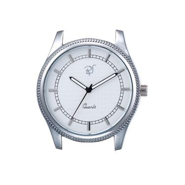Rico Sordi Analog Round Dial Watch_Rwl40 - White